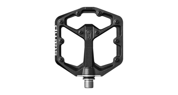 Crankbrothers Stamp Small Pedal schwarz